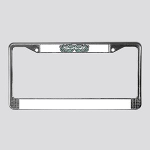 CELTIC43_GREEN License Plate Frame