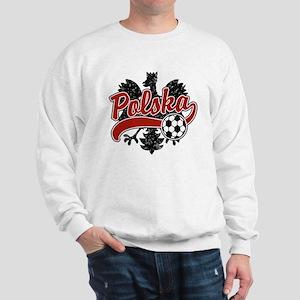 Polska Soccer Sweatshirt