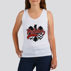 Polska Soccer Women's Tank Top