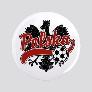 "Polska Soccer 3.5"" Button"