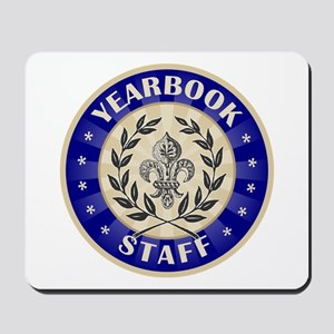 Yearbook Staff Mousepad