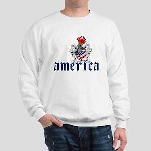 America Shield Sweatshirt