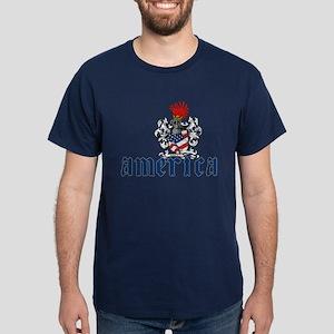 America Shield Dark T-Shirt