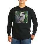 Kookaburra Long Sleeve Dark T-Shirt