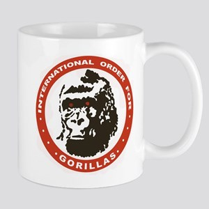 Real Genius: International Order for Gorillas Mug