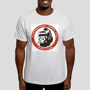 Real Genius: Intl Order for Gorillas Light Shirt