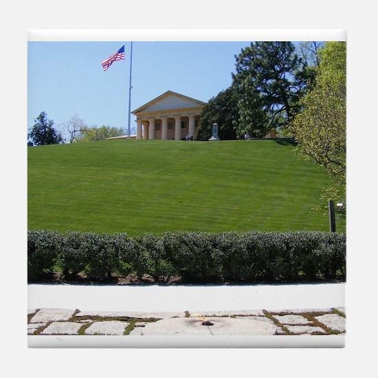 Cool Arlington national cemetery Tile Coaster