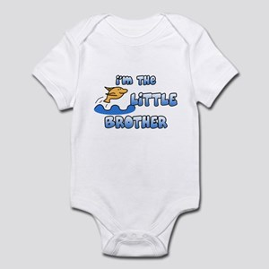 Shark Little Brother Baby Bodysuit