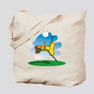 Kicker Tote Bag