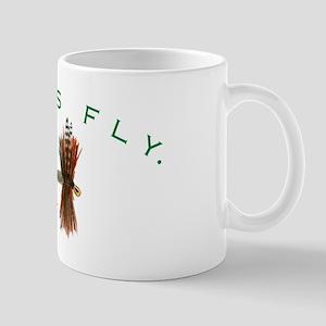 Adams Fly Lure Mug