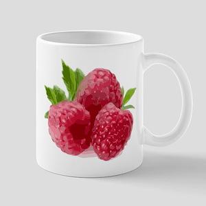 Raspberries Mugs