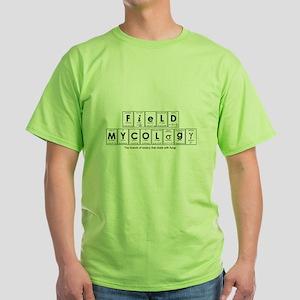 FIELD MYCOLOGY Green T-Shirt