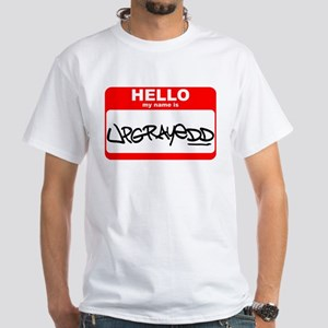 Upgrayedd White T-Shirt
