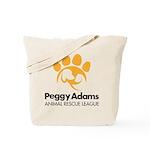 Peggy Adams Animal Rescue League Tote Bag