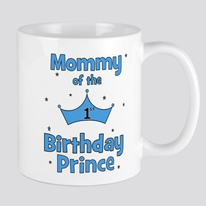 Mommy of the 1st Birthday Pri Mug