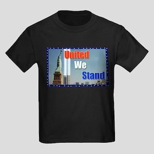United we Stand Kids Dark T-Shirt