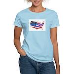 HAPPY BIRTHDAY, AMERICA Women's Light T-Shirt