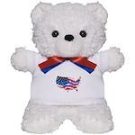 HAPPY BIRTHDAY, AMERICA Teddy Bear