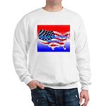 HAPPY BIRTHDAY, AMERICA Sweatshirt