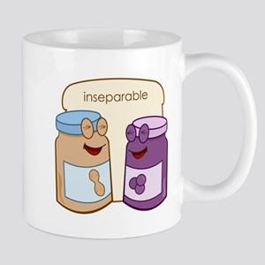 """Inseparable"" Mug"
