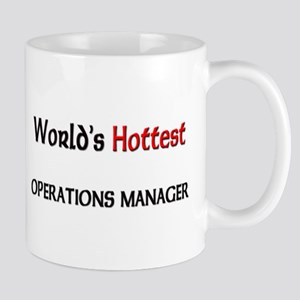 World's Hottest Operations Manager Mug