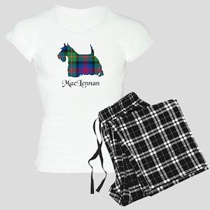 Terrier-MacLennan Women's Light Pajamas