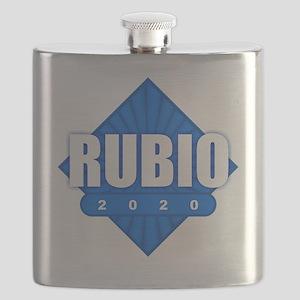 Marco Rubio 2020 Flask