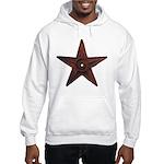 Old #1 Wiki Barnstar Hooded Sweatshirt