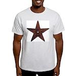 Old #1 Wiki Barnstar Ash Grey T-Shirt