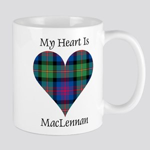 Heart-MacLennan 11 oz Ceramic Mug