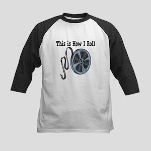 How I Roll (Movie Film) Kids Baseball Jersey