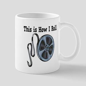 How I Roll (Movie Film) Mug