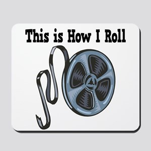How I Roll (Movie Film) Mousepad
