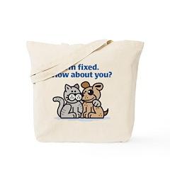 I'm Fixed Tote Bag
