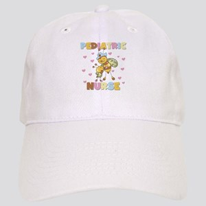 Bee Pediatric Nurse Cap