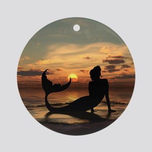 Daybreak Ornament (Round)
