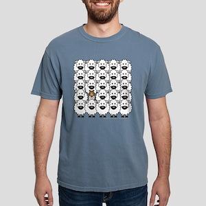 sheltieInTheSheep_trans T-Shirt