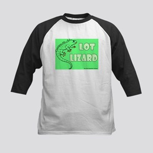 Lot Lizard Summer 2005 Kids Baseball Jersey