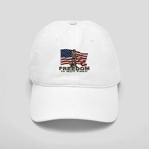 FREEDOM NOT FREE Cap