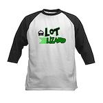 Lot Lizard Tshirts and Gifts Kids Baseball Jersey