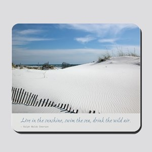 Sand Dunes Dream Mousepad