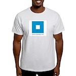 CREWTAG Ash Grey T-Shirt