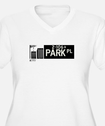 Park Place in NY T-Shirt