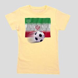 Soccer Flag Iran T-Shirt