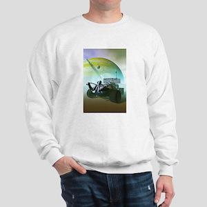 Robotic Landrover Sweatshirt
