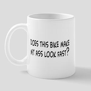 Does this bike make my Mug