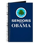 SENIORS FOR OBAMA Journal