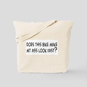 Does this bike make my Tote Bag