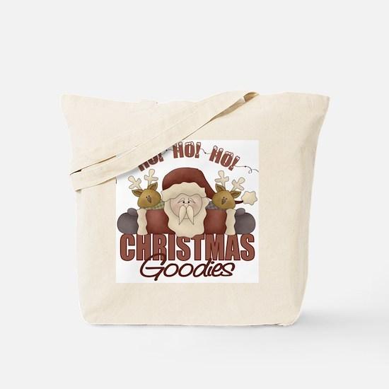 Christmas Goodies Tote Bag