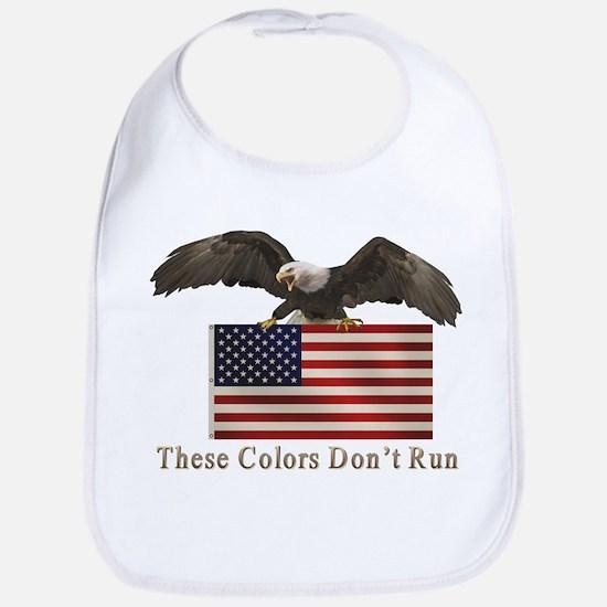 These Colors Don't Run Bib